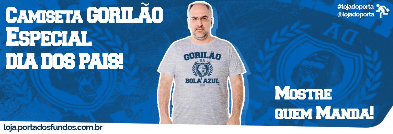 Gorilao Dia dos Pais